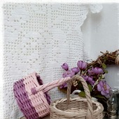 Корзинки плетеные, миниатюрные подарочные