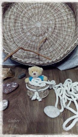 """Корзина плетеная для фотосессий  """"BABYMODELS"""" ручной работы на заказ"""