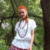 Легкая блузка на лето в стиле бохо
