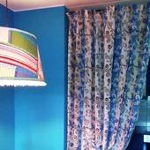 Полупрозрачная штора для любого интерьера. От Прованса до Модерна!