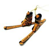 "Подарок мужчине ""Ботинки и лыжи"""