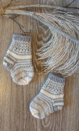 Носочки для игрушки ручной работы на заказ