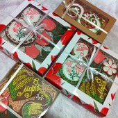 Наборы пряников в подарок!
