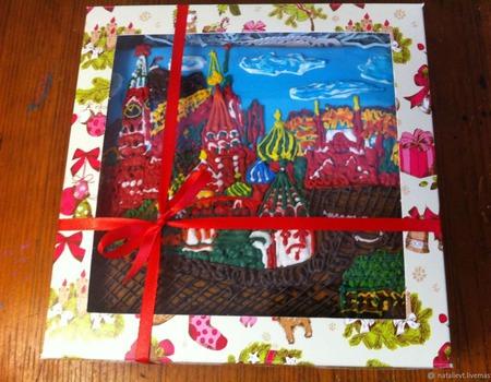 Наборы пряников в подарок! ручной работы на заказ