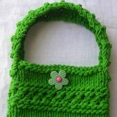 Маленькая детская сумочка