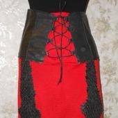 Авторский дизайн и исполнение юбки
