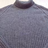 Мужской свитер лапша