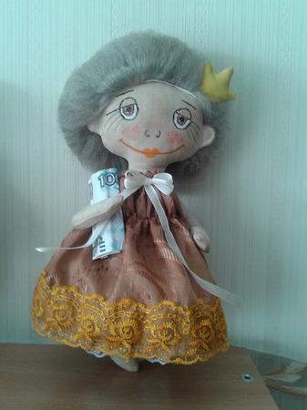 Маленькая принцесса ручной работы на заказ