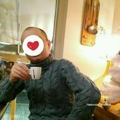 Зимний мужской свитер.