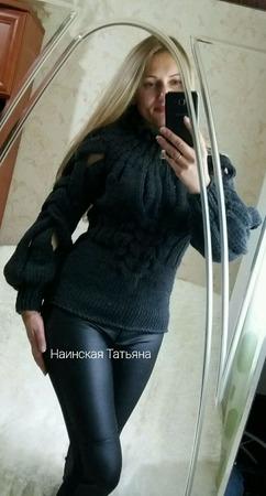 Вязаный свитер Эмилио Пуччи. ручной работы на заказ