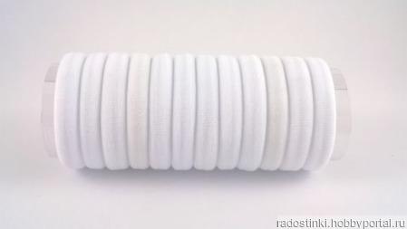 Резинки для волос, диаметр 4-5 см ручной работы на заказ