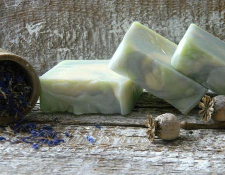 """""""Март"""" мыло натуральное с нуля ручной работы на заказ"""
