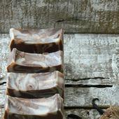 """""""Шоколадный десерт"""" мыло с нуля"""