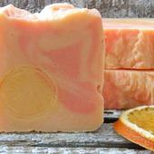 """Мыло натуральное """"Апельсин"""""""