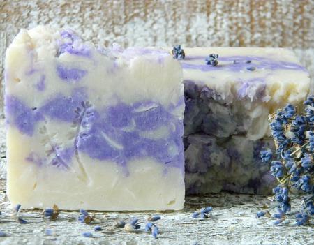 """Шепот лаванды"" мыло натуральное с нуля ручной работы на заказ"