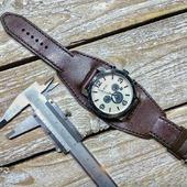 Ремешок для часов из кожи Браслет из кожи