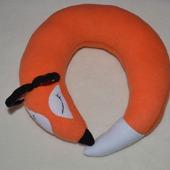 Подушка-бублик Лиса