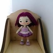 Куколка Ежевичка