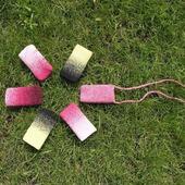 Вязаные чехлы для телефона