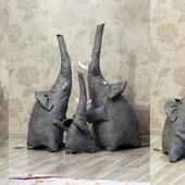 """Интерьерная игрушка """"Слон"""""""