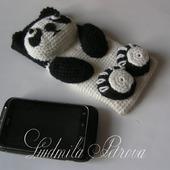 "Чехол на телефон ""Панда"""