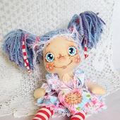 Текстильная кукла Милая Энни