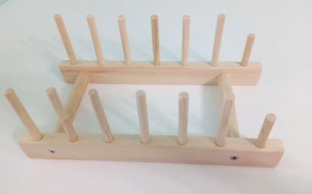Подставка для крышек / тарелок / досок ручной работы на заказ