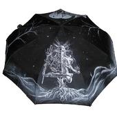 """Зонт с ручной росписью """"Шива"""""""