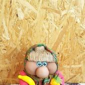 Интерьерная игрушка Баба Глаша