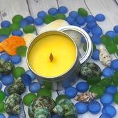 Массажная свеча для ухода за ногтями