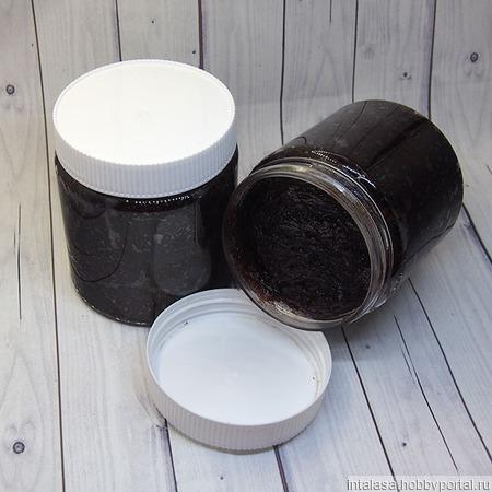 Мягкое туалетное мыло с шоколадом, сваренное с нуля ручной работы на заказ