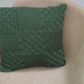 Декоративная интерьерная подушка