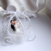 Карета свадебная