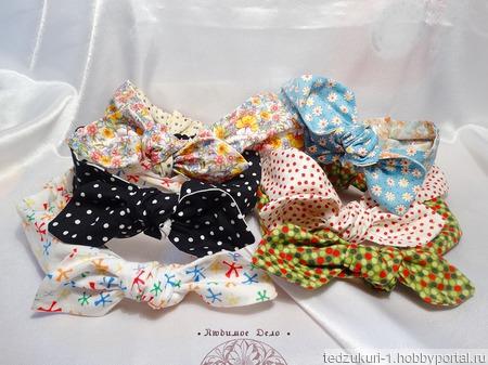 Солохи-повязки на голову ручной работы на заказ