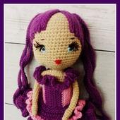 Кукла Вайолет