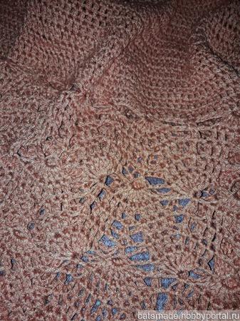 Ажурная юбка ручной работы на заказ