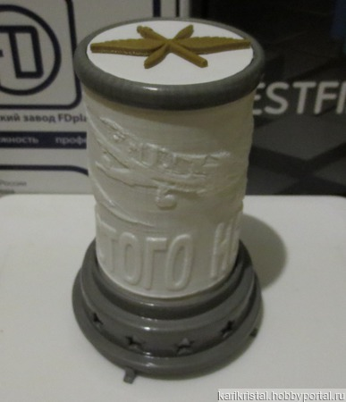Эксклюзивные светильники с литофанией ручной работы на заказ