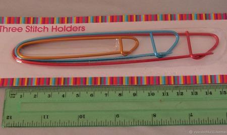 Булавка для вязания набор ручной работы на заказ