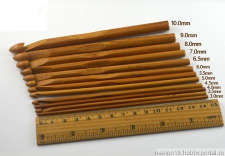 Крючки для вязания ручной работы на заказ