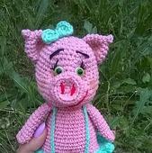 Свинка Розочка