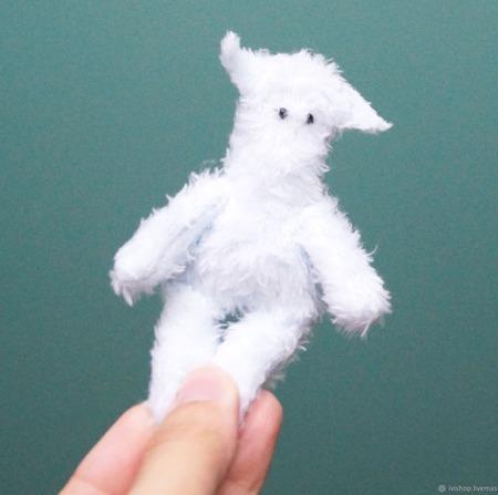Интерьерная кукла большеголовка Британи ручной работы на заказ