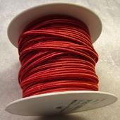 Сутаж греческий, 4 мм, красный