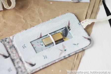 Холдер для USB-флешки ручной работы на заказ