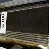 Бердо №100 паяное ширина 115 см