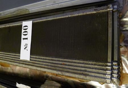 Бердо №100 паяное ширина 115 см ручной работы на заказ