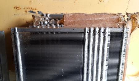 Бердо паяное №80 126 см ширина ручной работы на заказ