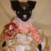 Кошечка Наоми