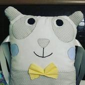 Бортик-подушка
