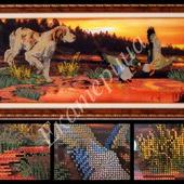 фото: Картины и панно (охота на уток)