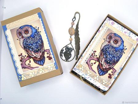 Подарочные комплекты на заказ ручной работы на заказ